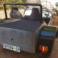 Lotus 7, kit car Locust